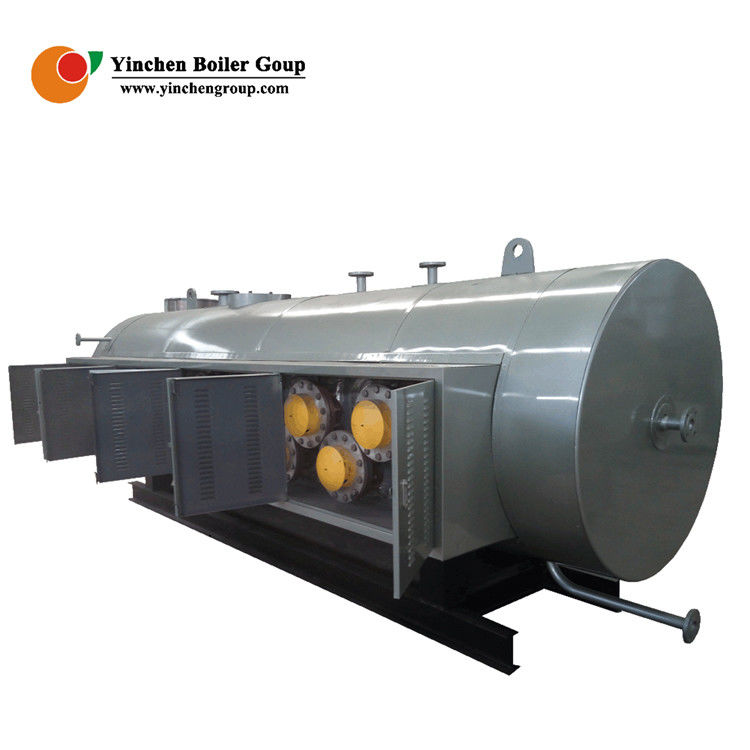Textile Industry Small Electric Steam Boiler Elegant Matte Surface Customized